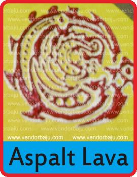 aspalt lava