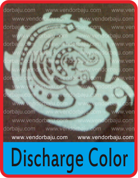 discharge color